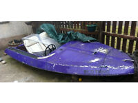 Project speedboat £110ono