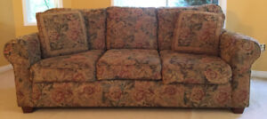 Beautiful matching set - Sears Whole Home Couch and Chair