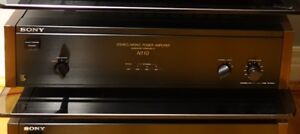 SONY TA-N110 Stereo / Mono Amplifier with Subwoofer Capability