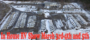 IN HOUSE RV SHOW MARCH 3rd-4th AND 5th