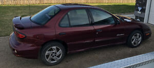 2002 Pontiac Sunfire Sedan in Yorkton