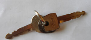Set of Two Ford keys (truck?) 1960-1970's Edmonton Edmonton Area image 1
