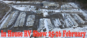 RV show in house Feb 25th and 26th