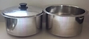 Indian Cooking Ware Stainless Steel Induction Cookware set