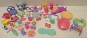 14 Pet Shops toys and lots of Accessories!!!