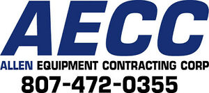 Allen Equipment Contracting Corp