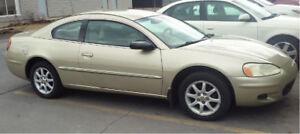 Chrysler Sebring (Mitsubishi Eclipse)