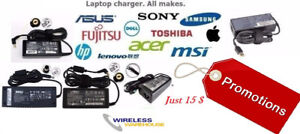 Do not fix throw it Get one for $ 15 Laptop Charger