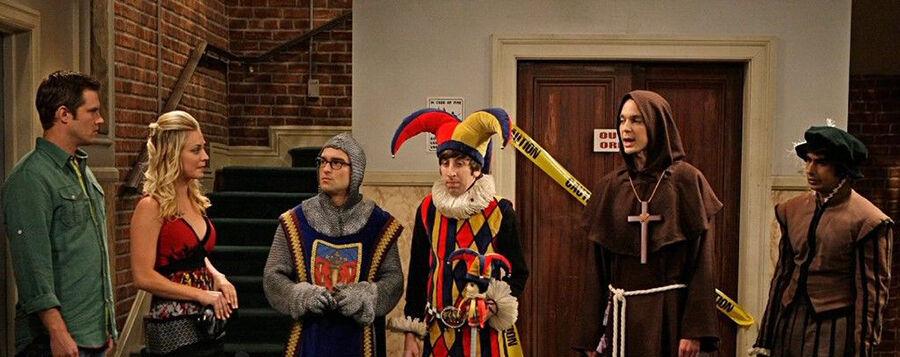 Das Erfolgs-Rezept von The Big Bang Theory