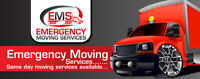 EMS Moving...Best Rates..Largest Trucks..Price Match Guarantee!