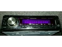 Kenwood stereo,