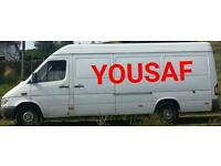 MAN WITH A VAN CHEAPEST ON GUMTREE AND FRIENDLY SERVICE
