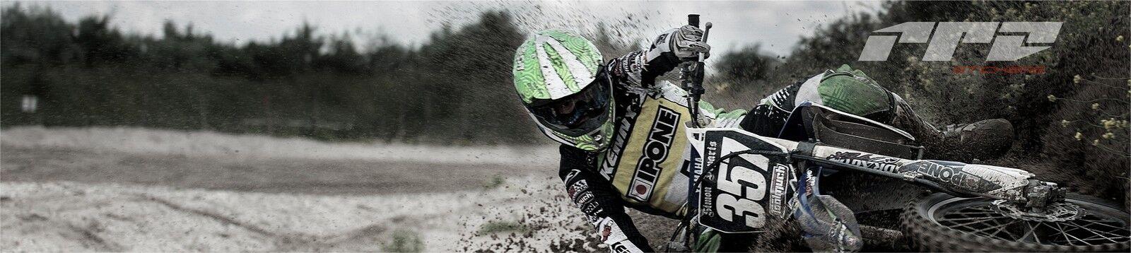 Prostickers motocross graphics