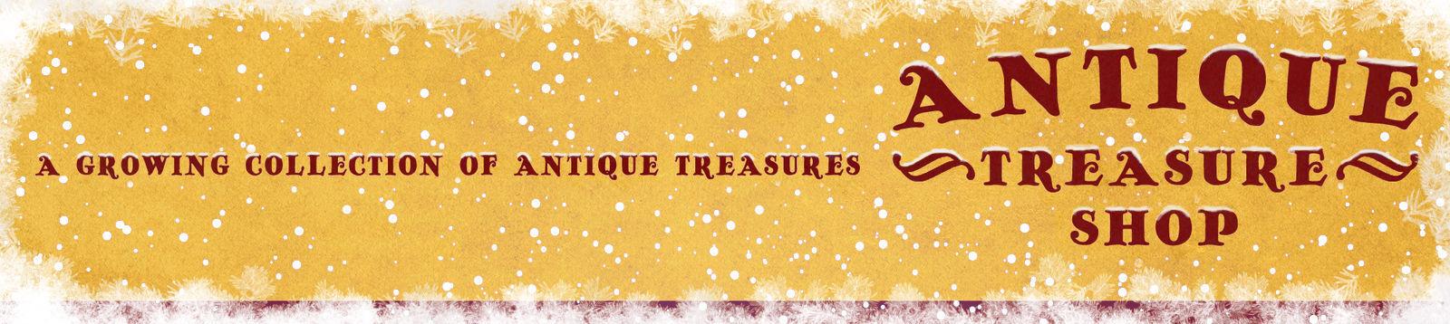 Antique Treasure Shop
