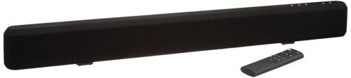 AmazonBasics 2.1 Channel Bluetooth Sound Bar with Built-In S