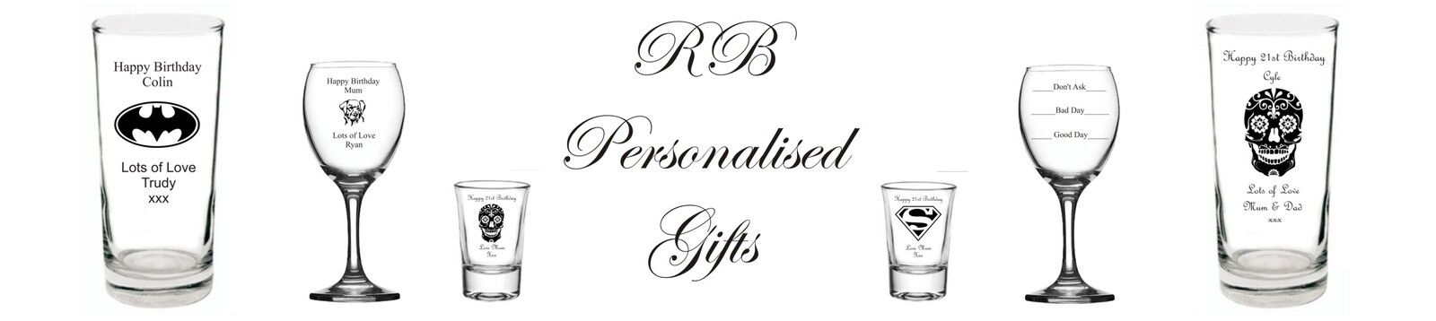 RB Personalised Gifts