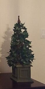 Set of 2 Artificial Trees