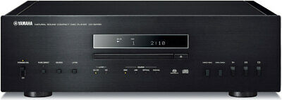 Yamaha CD-S2100 Natural Sound CD Player with Built-In USB DA