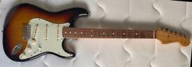 Fender Classic 60s Stratocaster MIM