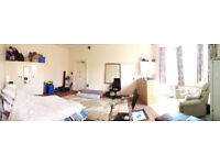 Huge Studio Flat in Hove C.Tax and Water Inc