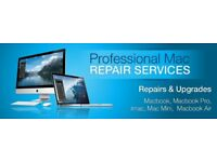 Apple Mac Repairs, Servicing, Upgrades.