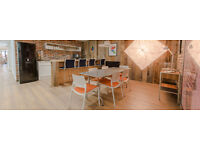 Warehouse feel Office Space for rent in Covent Garden WC2 - Fully furnished flexible Offices to let