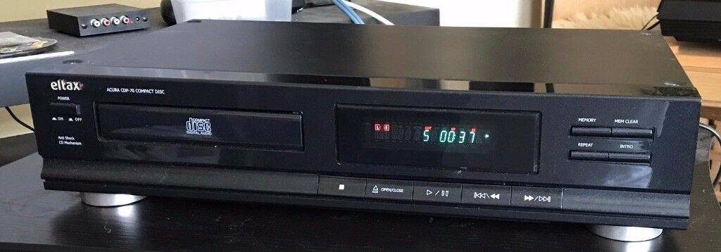 Eltax CDP70 CD Player in excellent condition