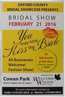 Welcome Wagon Bridal Show