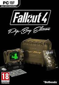 Brand new, sealed Fallout 4 Pip Boy edition