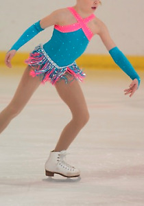Figure skating dresses girls size 8-10 youth $90 each