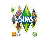 PC Games - Sims 3 (MORE GAMES AVAILABLE ON THE DESCRIPTION)
