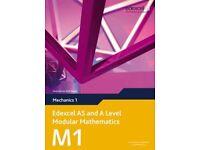 Edexcel M1 Maths Textbook, brand new