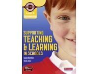 Wanted supporting teaching and learning nvq level 2 book