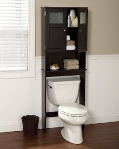 WANTED: Bathroom Space Saver Toilet Cupboard