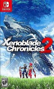 BRAND NEW SEALED Xenoblade Chronicles 2 (Nintendo Switch) Regular 79.99 plus tax $60 FIRM