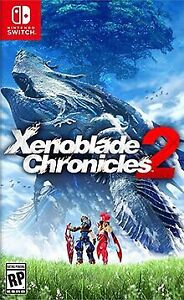Xenoblade Chronicles 2 and Zelda Breath of the Wild for Sale
