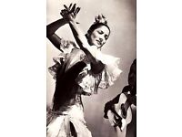 Flamenco Dancer / Model for photoshoot