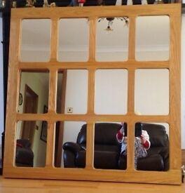 mirror - window style