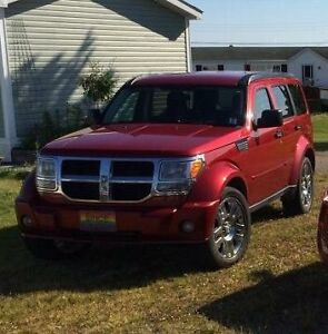 REDUCED 2009 dodge nitro for sale or trade