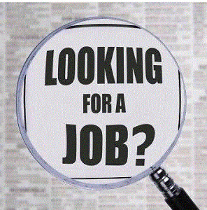 LOOKING FOR WORK - WE ARE HERE TO HELP!