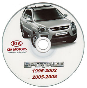 Kia Sportage manuale officina workshop manual