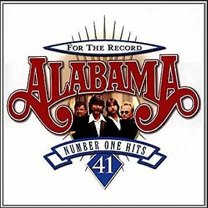 Alabama - Number One Hits CD