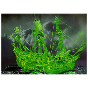 Revell Pirate Ghost Ship (Scale 1:72)
