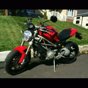 Ducati Monster 1100 Evo 20th Anniversary