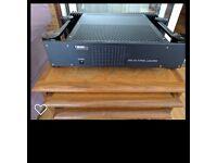 Chord SPM 650 Power Amplifier Black