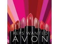 Full & Part Time Avon Beauty Reps & Sale Leaders Required