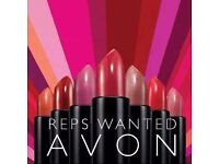 Avon Reps Required Full/Part Time - Earn Money For Xmas!