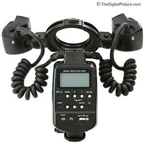 Canon MT-24EX Twin Lite Macro Flash