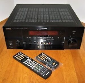 YAMAHA RX-V1800 w/ 2 Remotes & A/C Cord MINT! w many  features,