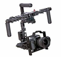 DSLR 3 AXIS GIMBAL w/ 7inch monitor